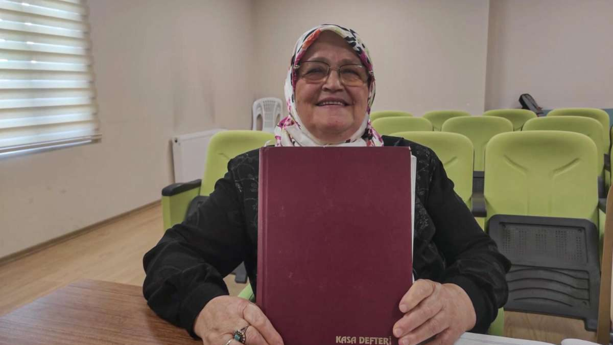 Woman authors book upon becoming literate at the age of 70