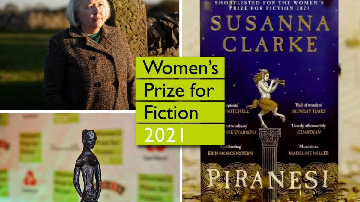 Susanna Clarke's Piranesi wins 2021 Women's Prize for Fiction